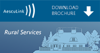 AescuLink System - Broschure for Rural Services